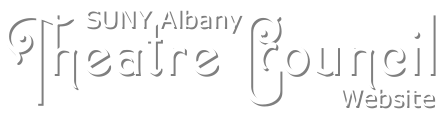 SUNY Albany Theatre Council