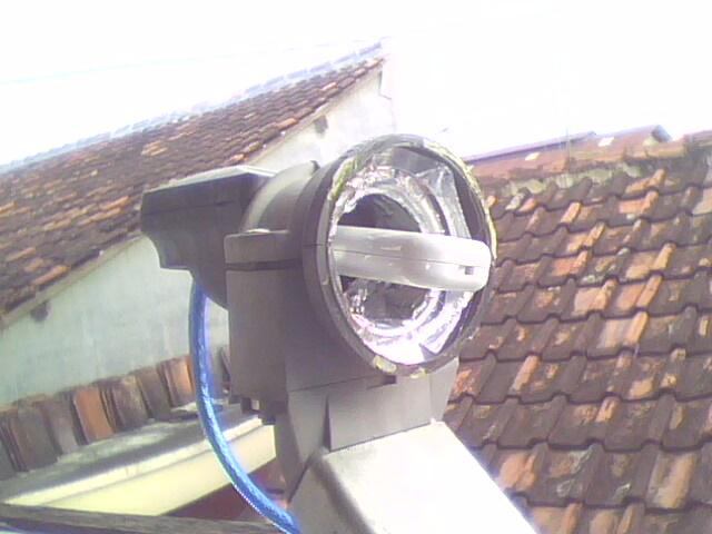 Membuat Antena Astrobolic Internet Modem EVDO/3G