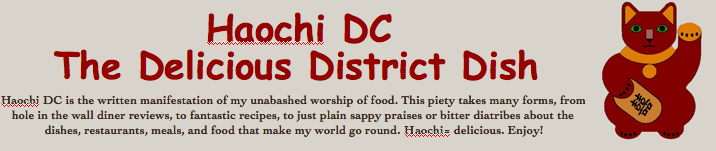 Haochi DC- The  Delicious District Dish