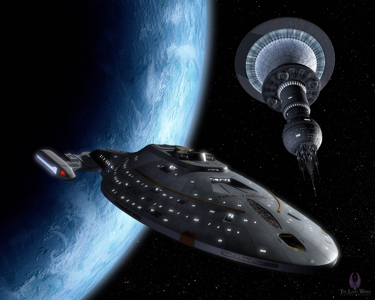 Star Trek Wallpapers - Star Trek - Sci Fi Blog.
