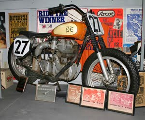 Dan Rouit Flat Track Museum