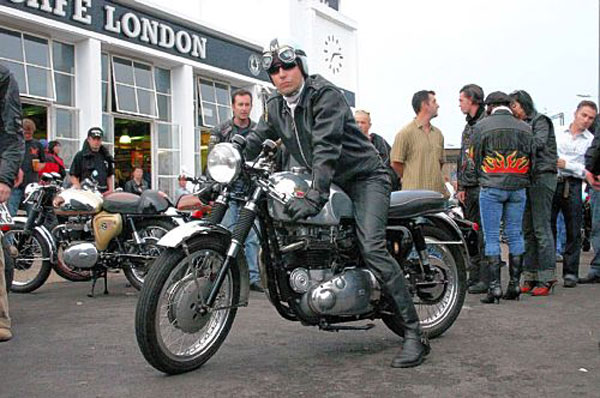 mods and rockers. Mods event (Mods vs. Rockers