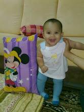 Afrina Huwaidaa'-5 mth