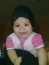 Afrina Huwaidaa'- 9 mth