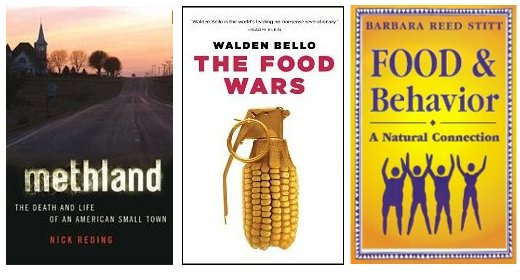 Food Book Cover Questions : Books on food from