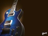 A sweet Gibson Les Paul Standard
