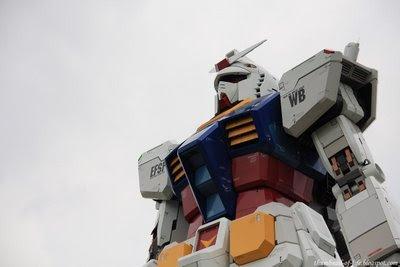 Life Sized Gundam