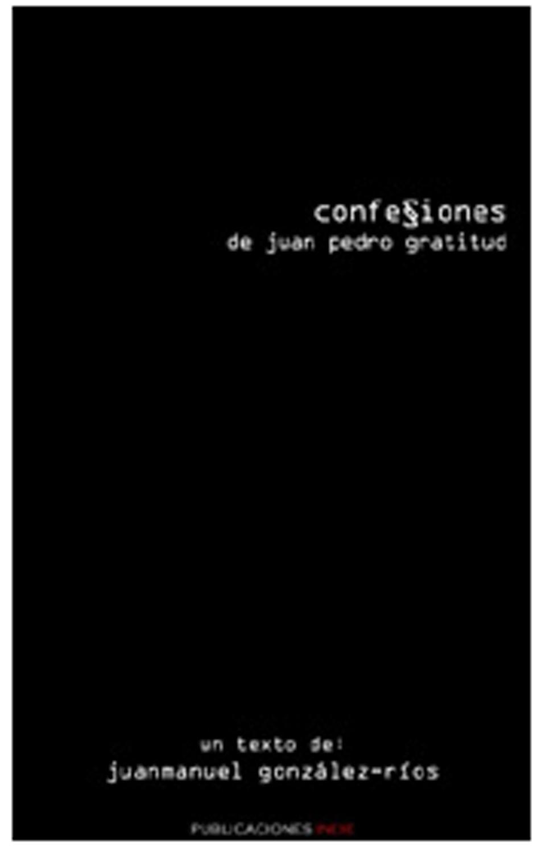 confesiones de juan pedro gratitud