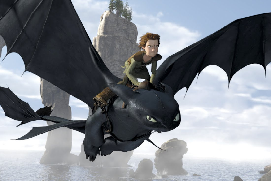 How to Train your Dragon, Photograph