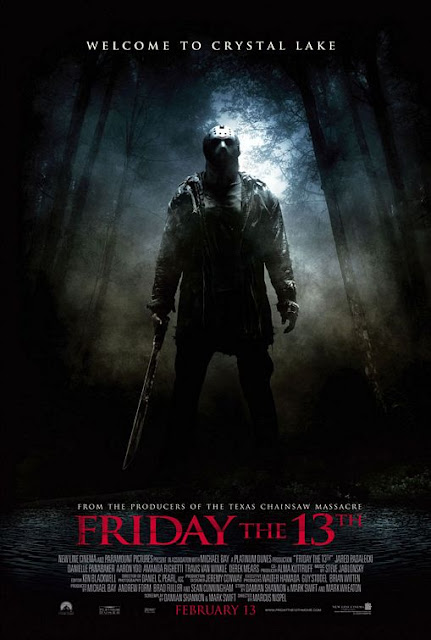 Friday the 13th, Poster