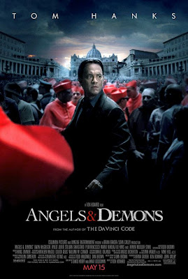Angels & Demons, Poster