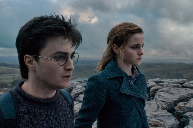 Harry Potter and the Deathly Hallows, Photograph
