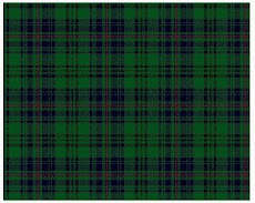 SCOTTISH TARTAN WALKER HUNTING