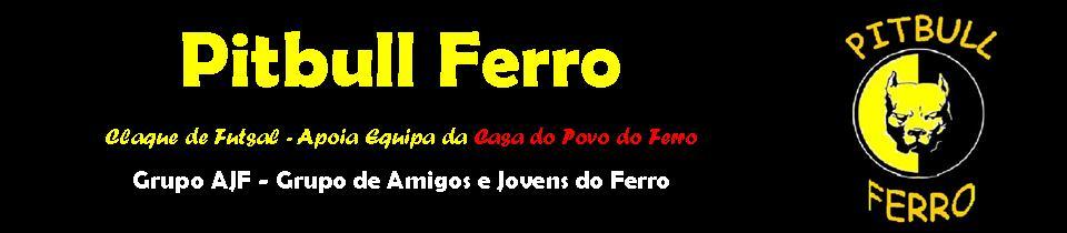 Pitbull Ferro