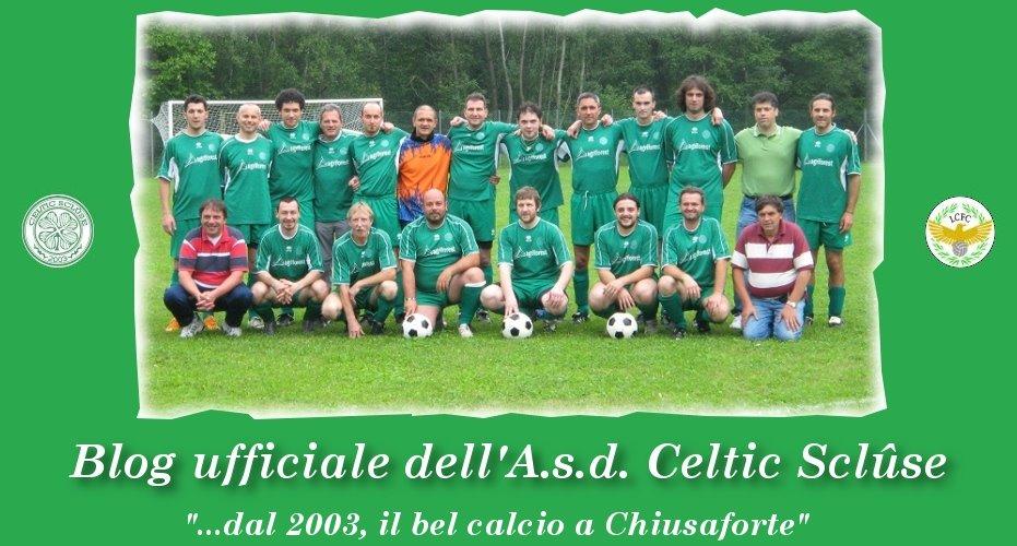 A.s.d. Celtic Sclûse - Gli sponsor