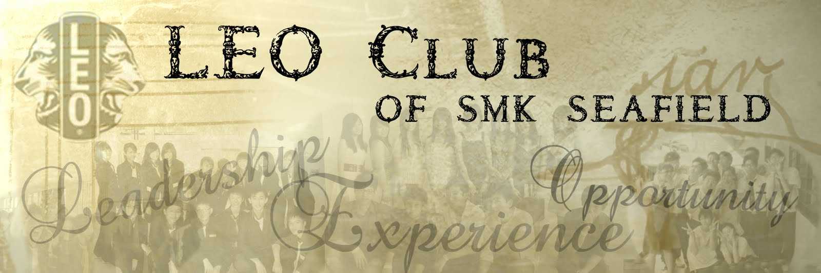 Leo club of SMK Seafield