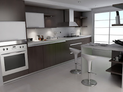 Dapur Minimalis Kitchen