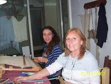 Mariana y Peti