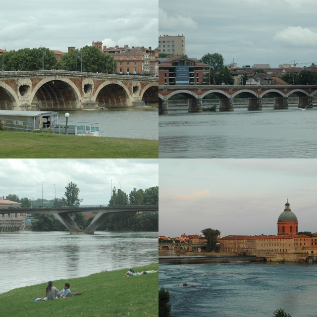 Bridges in Toulouse