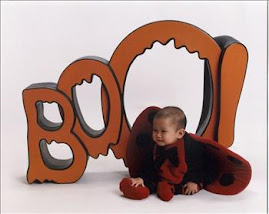 1st Halloween - Oct.2006
