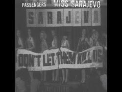Miss Sarajevo - U2