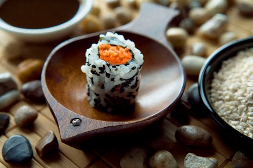 Nj flavors sushi making class in westfield for Asian cuisine ocean view nj