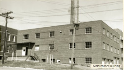 The maintenance building on the campus of Concordia College (Concordia University). The image is from The Broadcaster magazine, http://www.cune.edu/resources/docs/Broadcaster/Broadcaster_Spring_2008.pdf
