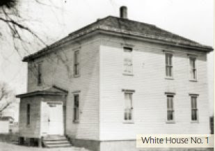 The White House on the campus of Concordia College (Concordia University). The image is from The Broadcaster magazine, http://www.cune.edu/resources/docs/Broadcaster/Broadcaster_Spring_2008.pdf