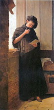 Saudade(1899)Por Almeida Júnior.