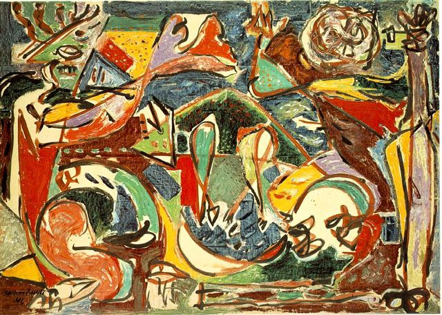 pollock