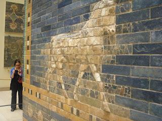 Porta de Ishtar, Babilónia