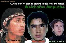 FRENTE AL ASESINATO DE NUESTRO WEICHAFE, MATIAS KATRILEO