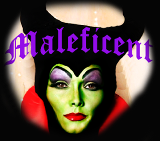 maleficent First Costume Look of the year: MALEFICENT from Sleeping Beauty