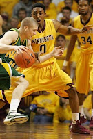 Gopher Basketball vs. NDSU