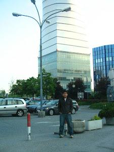 My visit to Sarajevo
