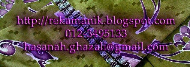 Blog Reka Manik