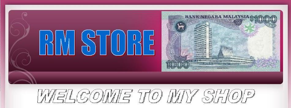 RM Store - Kedai Online terkini