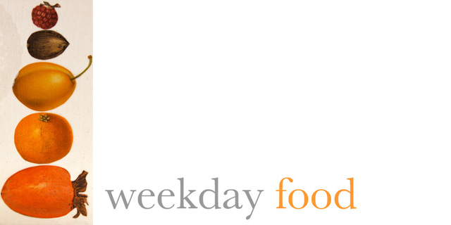 weekday food
