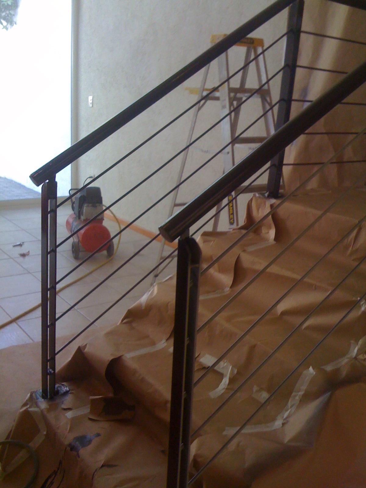 Pintores profesionales pintores profesionales de herreria - Pintura para escaleras ...