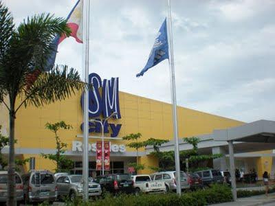 Mall SM de Carmen Rosales