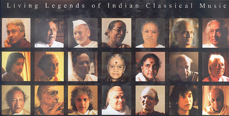 Living Legends of Indian Classical Music