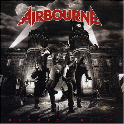 AIRBOURNE - Runnin´ Wild