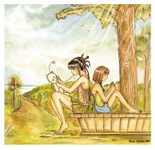 lulu and yuna - FFX