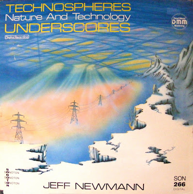 Jeff Newmann - Technospheres Underscores (Nature And Technology)  [Sonoton 266]