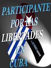 POR LA LIBERTAD TOTAL DE CUBA