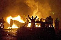 émeutes en France