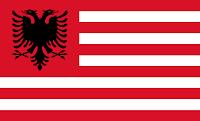l'oriflamme kosovar