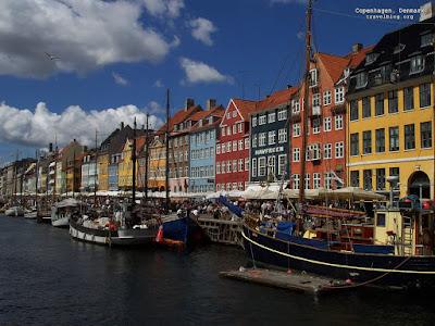 quais de Copenhague