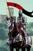 chevalier 9° bannière
