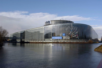 parlement strasbourg